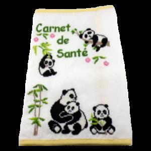carnet panda 1